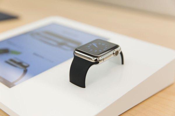 Galeri Canggihnya Apple Watch Retail
