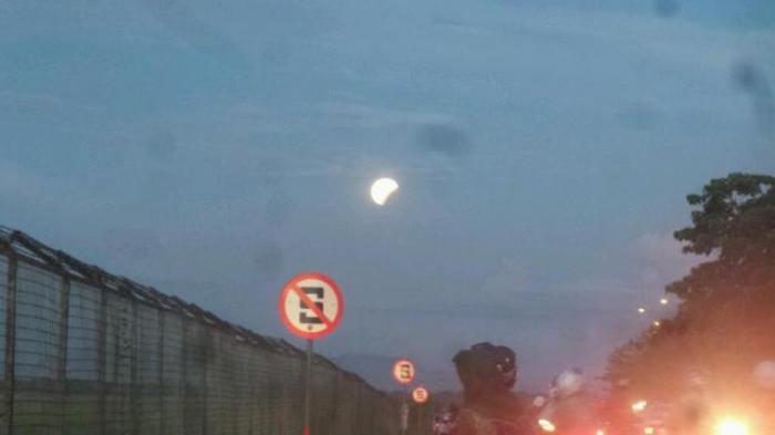 gerhana bulan 2