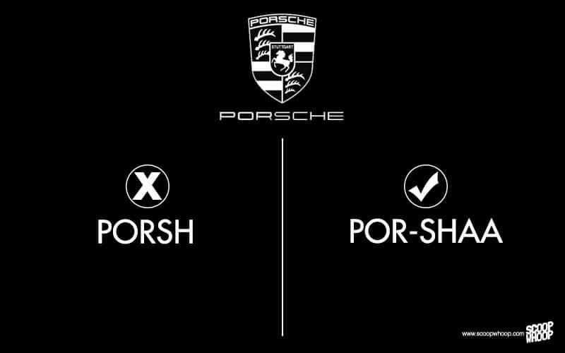 porsh