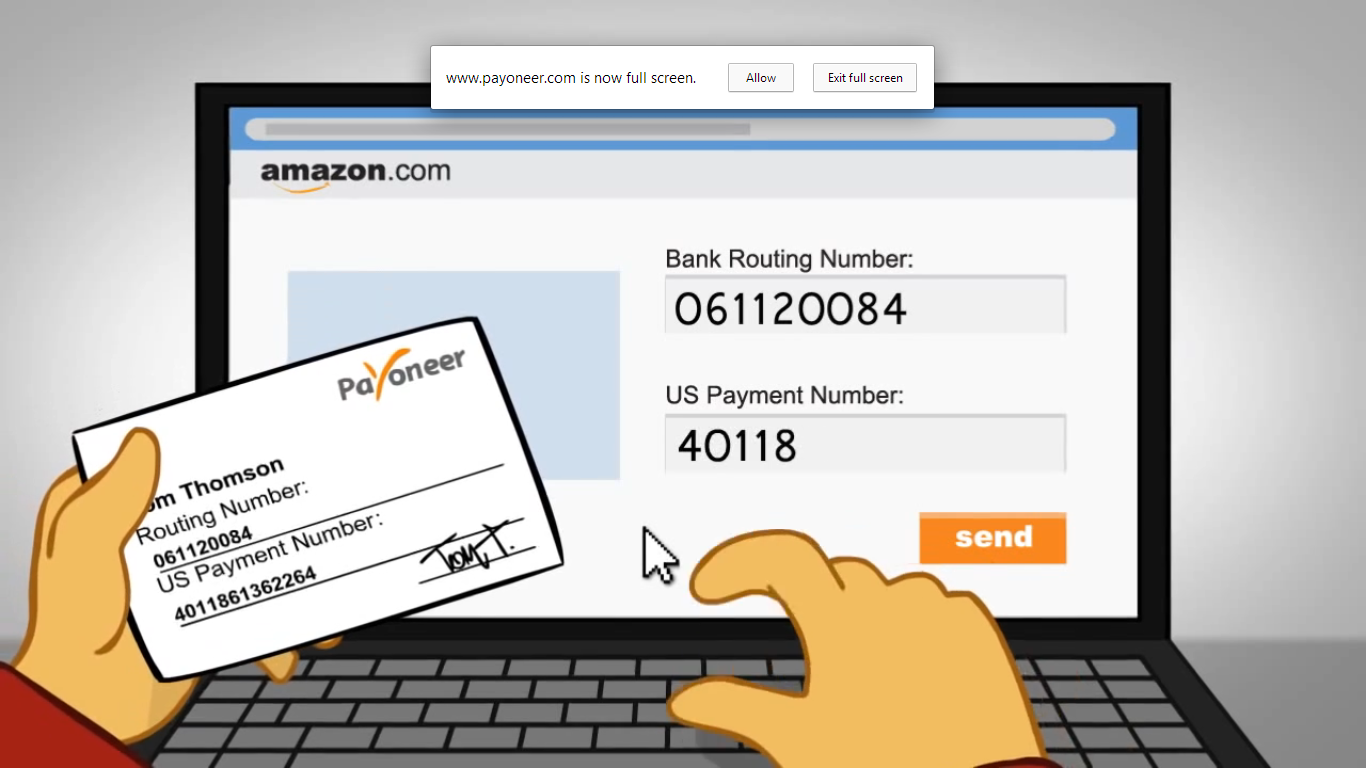 paid payoneer