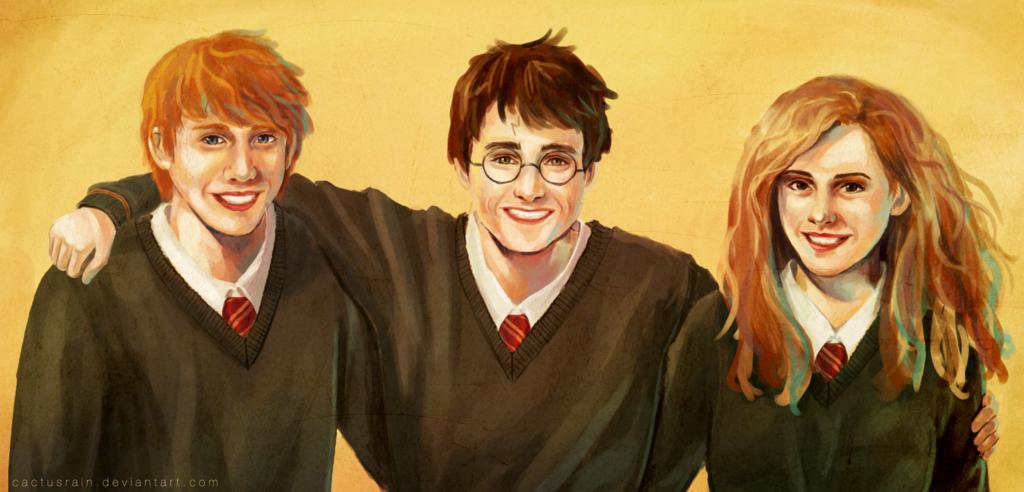 harry trio