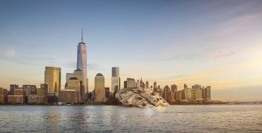 star wars new york city
