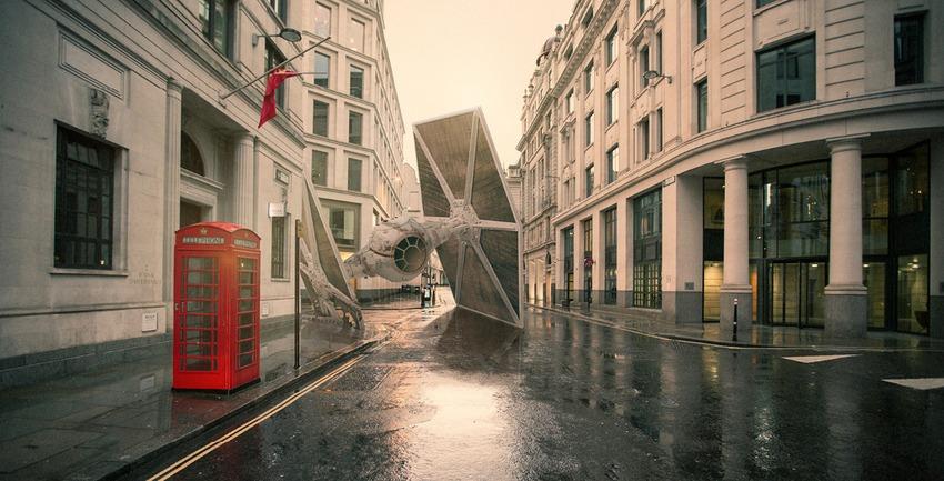 starwars london
