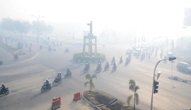 kabut asap 1